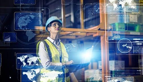 Industrie 4.0 ERP in je fabriek
